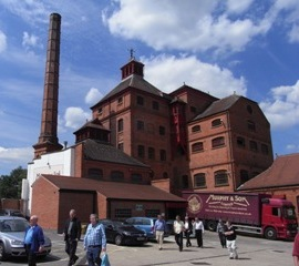 Hutchinson's Brewery